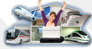 Work From Home in the Home Based Travel Business